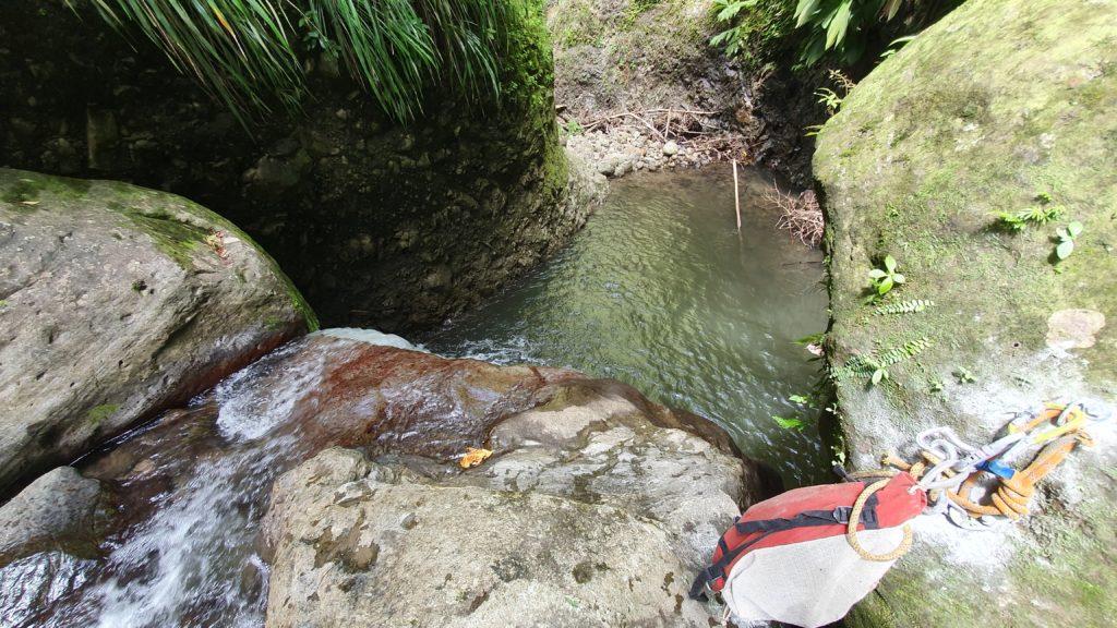 Canyoning Céron